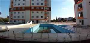 آپارتمان فروشی در کپز آنتالیا ترکیه