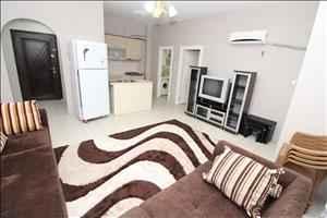 آپارتمان ارزان یک خوابه در آلانیا