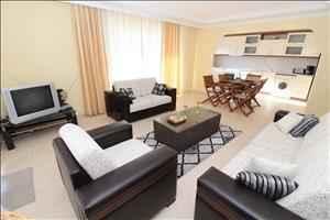 آپارتمان دو خوابه 120 متری در آلانیا