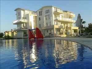 آپارتمان لوکس برای خرید در آنتالیا بلک