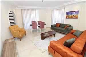 آپارتمان فروشی چهار خوابه لوکس در آلانیا محمودلار