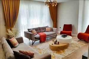 آپارتمان فروشی در شهر زیبای استانبول بخش اروپایی منطقه اسن یورت پروژه لیونا