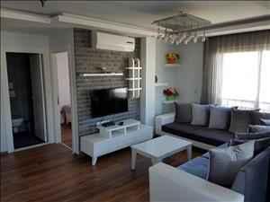 آپارتمان سه خوابه فروشی در آنتالیا محله گورسو نزدیک ساحل کنیالتی