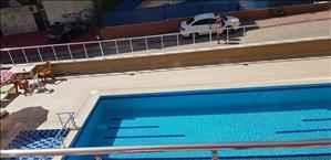 خرید آپارتمان 110 متری دو خوابه در آلانیا محمودلار با استخر