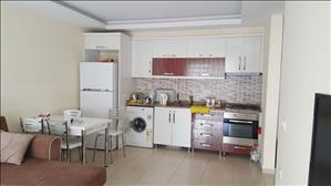 خرید آپارتمان یک خوابه در آلانیا با نگهبانی و لوازم زندگی