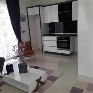 آپارتمان فروشی یک خوابه در آنتالیا کنیالتی با لوازم رفاهی زندگی
