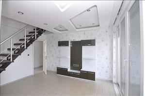 آپارتمان فروشی سه خوابه دوبلکس در آنتالیا کنیالتی با پارکینگ خودرو