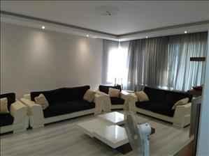 فروش آپارتمان دو خوابه با کلیه لوازم نو و شیک در آنتالیا لارا محله کندو
