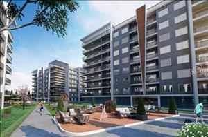 آپارتمان فروشی در شهر استانبول منطقه آوجیلار با امکانات رفاهی