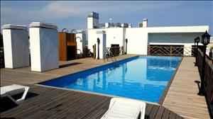 فروش آپارتمان یک خوابه در شهر آنتالیا کنیالتی محله لیمان تک بلوک