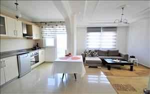 خانه دو خوابه فروشی در آلانیا محمودلار با کلیه لوازم زندگی