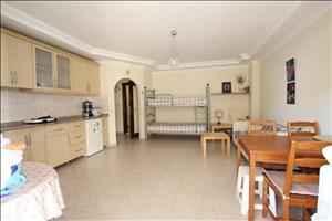 فروش آپارتمان یک خوابه در آلانیا محمودلار با امکانات کامل رفاهی