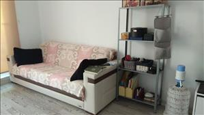 آپارتمان فروشی یک خوابه در شهر آنتالیا کنیالتی محله هورما با لوازم زندگی