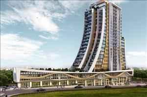 فروش آپارتمان در شهر استانبول منطقه اسن یورت با کلیه امکانات رفاهی