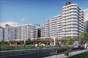 خرید آپارتمان در استانبول منطقه بیلیک دوزو - پروژه Demir Country