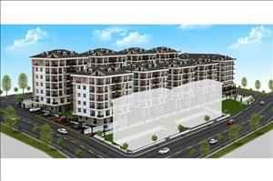 آپارتمان فروشی در قسمت اروپایی استانبول منطقه بیلیک دوزو - پروژه دریای آبی
