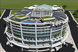 فروش آپارتمان در استانبول منطقه اسن یورت پروژه عظیم هتل آپارتمان