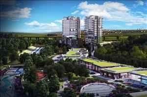 خانه فروشی در باغچه شهیر استانبول - پروژه باغچه شهیر پارک