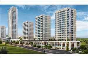خرید آپارتمان در اسن یورت استانبول با شرایط پرداخت اقساطی