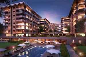 فروش آپارتمان در شهر استانبول منطقه بیوک چکمجه پروژه لاوینیا