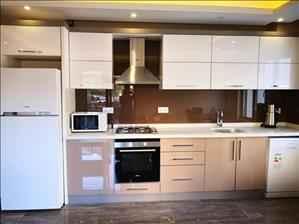 فروش آپارتمان یک خوابه 65 متری در آنتالیا کنیالتی محله گورسو با کلیه لوازم منزل