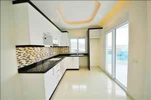 آپارتمان دو خوابه فروشی لوکس در آلانیا محمودلار با کلیه امکانات رفاهی