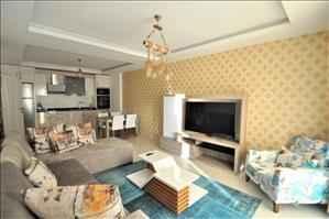 فروش آپارتمان یک خوابه در آلانیا محمودلار در فاصله اندک تا ساحل دریا