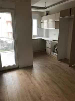 خرید آپارتمان یک خوابه در آنتالیا کنیالتی محله لیمان با استخر رو باز