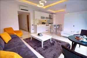 آپارتمان 2 و 3 خوابه فروشی در آنتالیا کنیالتی محله لیمان با پارکینگ سرپوشیده