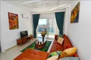 فروش آپارتمان یک خوابه در شهر آلانیا با کلیه امکانات رفاهی