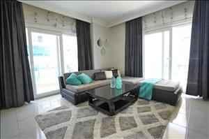 فروش آپارتمان یک خوابه در شهر آلانیا محمودلار با کلیه لوازم منزل و نزدیک دریا